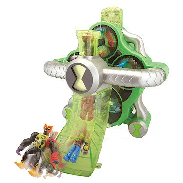 41DfplO3UvL Reviews Ben 10 Ultimate Alien Creation Laboratory