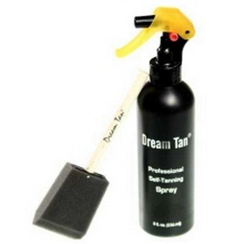 Dream Tan Professional Self-Tanning Spray, 8 Fl-Ounces