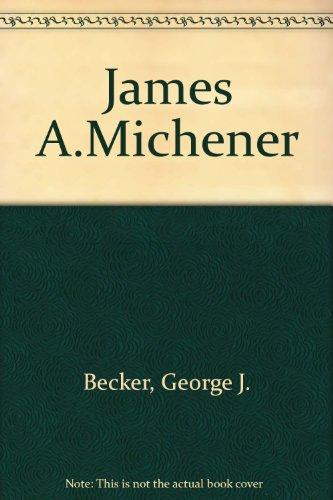 ジェームズ・ミッチェナー