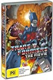Transformers Rare Special Edition 1986 The Movie Cartoon DVD 2 Disc Set Dolby Digital 5.1