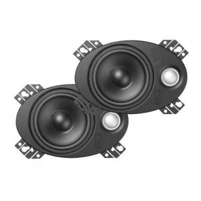 Polk Audio Mm461P - 4X6-Inch Plate Mount Loudspeakers Pair