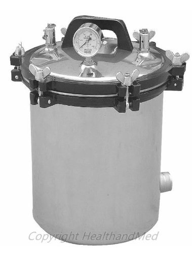 18L Autoclave Steam Sterilizer