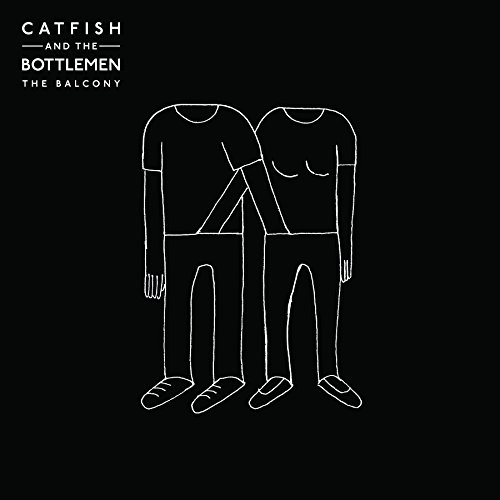 Original album cover of The Balcony [Explicit][LP] by Catfish And The Bottlemen