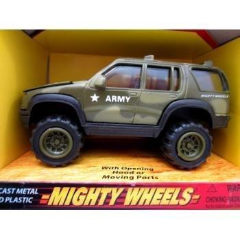 Mighty Wheels Army S.U.V. - 1