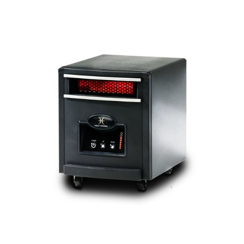 PLUS Infrared Portable Heater 1500w