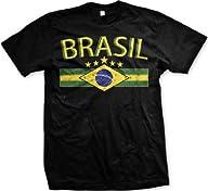 Brasil Crest International Soccer T-s…