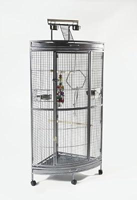 Liberta Discovery Corner Parrot Cage 157x92.5cm