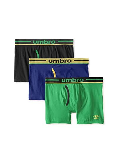 Umbro Men's Umbro Men's Boxer Brief-3 Pack