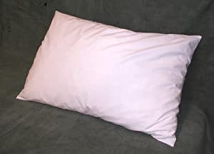 Standard Shredded Latex Pillow with Cover