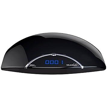 MAYA HD Connect - Récepteur satellite HD connecté avec Wi-Fi intégré et afficheur, labellisé FRANSAT
