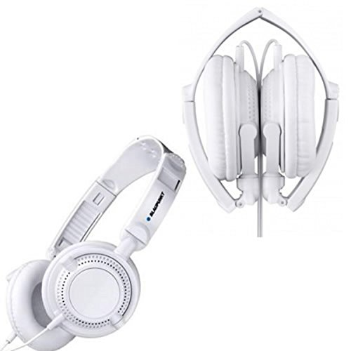 Blaupunkt Trend Foldable On-Ear Wired Headphone (For Apple iPhone 4)