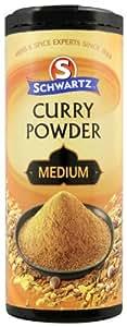 Schwartz Medium Curry Powder 90 g