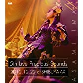 今井麻美 5th Live「 Precious Sounds 」 - 2012.12.22 at SHIBUYA-AX - [Blu-ray]