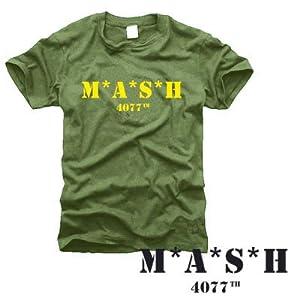M.A.S.H - M*A*S*H - T-Shirt, Gr. L