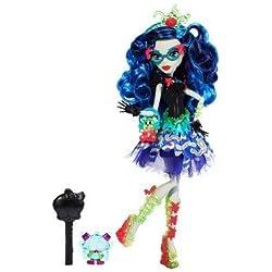 Monster High Sweet Screams - Ghoulia Yelps Doll
