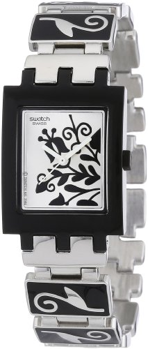 Swatch Evening Only Ladies Watch SUBB111G