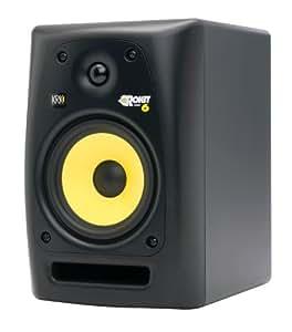 KRK RP6G2 Rokit G2 6-inch Powered Studio Monitor (Single Speaker)