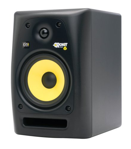 KRK RP6G2 Rokit G2 6-inch Powered Studio Monitor