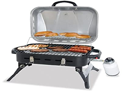 Grill Boss Stainless Steel Outdoor LP Gas Barbecue Grill