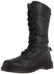 Dr. Martens Women\'s Triumph 1914 W Boot,Black,5 M UK(7 M US)
