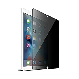 iPad Pro 12.9 inch Screen Protector ,KEEDA® Premium Anti-Spy Privacy Tempered Glass Screen Protector for Apple iPad Pro 12.9\