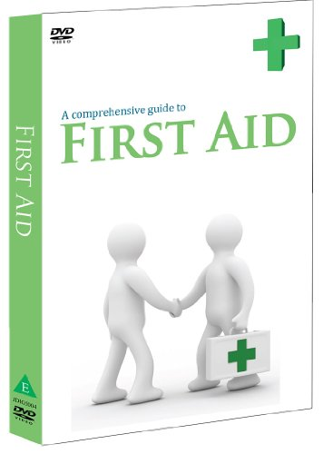 First Aid Training - A Comprehensive Guide (Business Edition) [DVD] [October 2013]