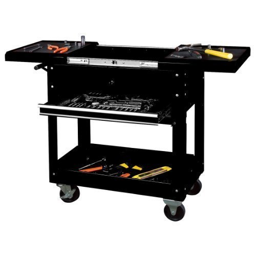 Dirty Pro ToolsTM TOOL CART WORKSTATION TOOL ST..