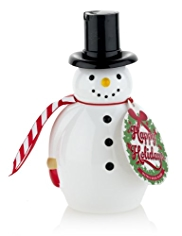Happy Holidays Snowman Bath & Body Wash 300ml