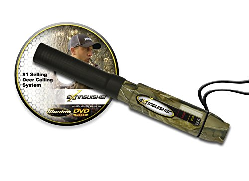 Lowest Prices! Extinguisher Deer Call (Realtree) w/ DVD Instructional