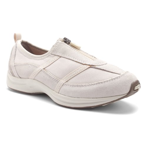 Easy Spirit. Strolling becomes a breeze in a pair of new Easy Spirit shoes. Made with your comfort in mind, these shoes deliver standout styles for happy feet. Available in an assortment of sneakers, sandals, flats, and pumps, you'll find just what you need for work, school, or on the go. Plus, the colors options are as varied as the rainbow.