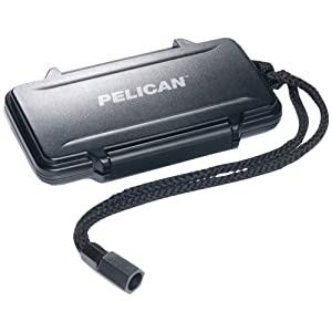 Pelican Crushproof/Water Resistant Rigid Sports Wallet
