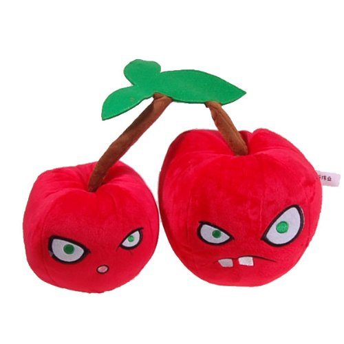 Plants vs. Zombies Stuffed Plush Toy Cherry Bomb [Toy]