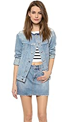 Marc by Marc Jacobs Women's Icon Jean Jacket