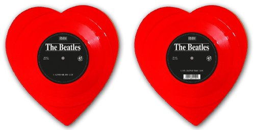 Beatles - LOVE ME DO - Heart Shaped 10 Single - BEAT - IMPORT by BEATLES