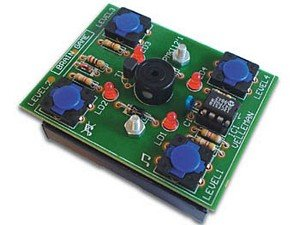 Velleman Mk112 Brain Game (Simon Says)