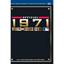 Official 1971 World Series Film