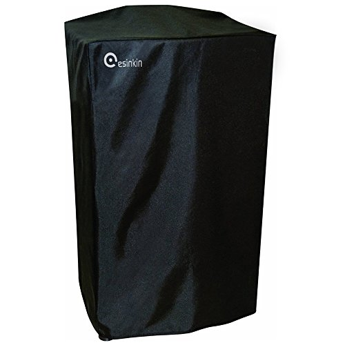 Best Review Of Esinkin Durable 30-Inch Electric Smoker Cover Protects Electric Smoker From Dust and ...