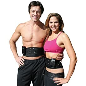 Ab Transformer Pro - As Seen on TV Hollywood Limited Edition Ab Toning Fitness Belt for Men & Women