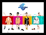 Wonder Boyz 1st Mini Album - ドアを開けて下さい (韓国盤)