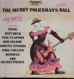 Phil Collins - Secret Policeman
