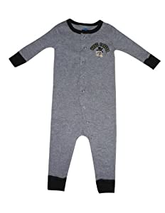 Buy NCAA Wake Forest Demon Deacons Infant One-Piece Long Sleeve Playsuit by NCAA