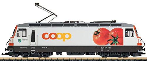 Mrklin-21427-LGB-E-Lok-Ge-44-III-Coop-Schienenfahrzeuge