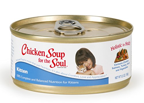 Chicken Soup For The Soul Kitten Wet Food