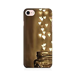 RAYITE Hearts out of Jar Premium Printed Mobile Back Case Cover For Apple iPhone 7 Apple iPhone 7, Apple iPhone 7s,Apple iPhone 7 case,Apple iPhone 7 cover,Apple iPhone 7 back cover,Apple iPhone 7 128 Gb,iPhone 7