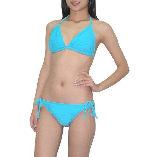 2pcs-set-old-navy-damen-sexy-top-bottom-dri-fit-surf-swimsuit-xl-blau