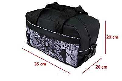 RYANAIR Air cabin bag flight 2nd carry-on hand luggage 35x20x20cm DURABLE LIGHT! from Witan