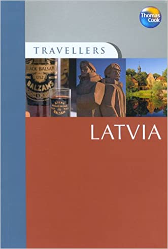 Travellers Latvia, 2nd: Guides to destinations worldwide (Travellers - Thomas Cook)