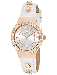 Daniel Klein Analog Silver Dial Women's Watch - DK10712-2