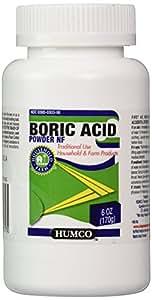 HUMCO HOLDING GROUP Boric Acid Powder, 6 Ounce