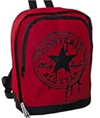 Converse Red Converse Backpack Rusksack by Converse